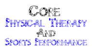 Core Physical Therapy and Sports Performance Logo - Entry #400