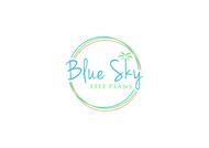 Blue Sky Life Plans Logo - Entry #292