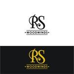 Woodwind repair business logo: R S Woodwinds, llc - Entry #94