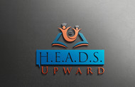H.E.A.D.S. Upward Logo - Entry #173