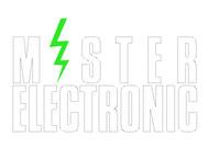 Mister Electronic Logo - Entry #24