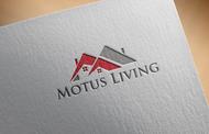 Motus Living Logo - Entry #36