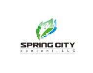 Spring City Content, LLC. Logo - Entry #15
