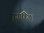 TRILOGY HOMES Logo - Entry #135
