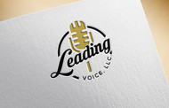 Leading Voice, LLC. Logo - Entry #78