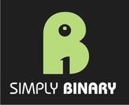 Simply Binary Logo - Entry #78
