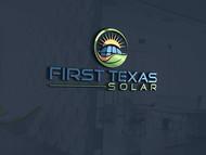 First Texas Solar Logo - Entry #124