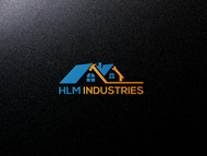 HLM Industries Logo - Entry #177