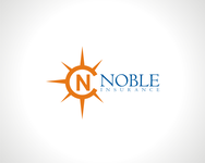 Noble Insurance  Logo - Entry #54