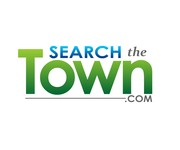 search the town .com     or     djsheil.com Logo - Entry #39