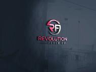 Revolution Fence Co. Logo - Entry #139