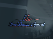 LiveDream Apparel Logo - Entry #4