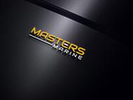 Masters Marine Logo - Entry #27