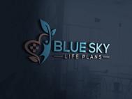 Blue Sky Life Plans Logo - Entry #117