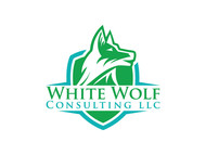 White Wolf Consulting (optional LLC) Logo - Entry #444