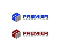 Premier Accounting Logo - Entry #37