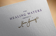 The Healing Waters Project Logo - Entry #69