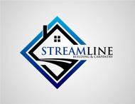 STREAMLINE building & carpentry Logo - Entry #74