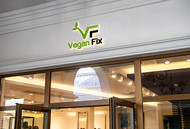 Vegan Fix Logo - Entry #331
