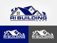 RI Building Corp Logo - Entry #127