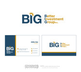 Better Investment Group, Inc. Logo - Entry #69