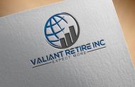 Valiant Retire Inc. Logo - Entry #280