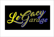 LEGACY GARAGE Logo - Entry #182