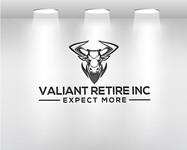 Valiant Retire Inc. Logo - Entry #356
