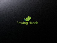 Rowing Hands Logo - Entry #32