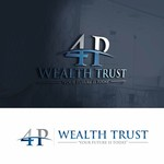 4P Wealth Trust Logo - Entry #342