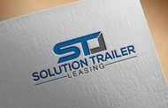 Solution Trailer Leasing Logo - Entry #219