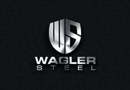 Wagler Steel  Logo - Entry #11