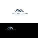 MD Building Maintenance Logo - Entry #63