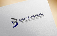 Birks Financial Logo - Entry #21