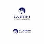 Blueprint Wealth Advisors Logo - Entry #83