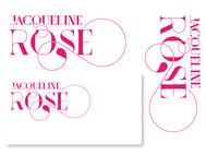 Jacqueline Rose  Logo - Entry #99