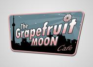 The Grapefruit Moon Logo - Entry #54