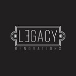 LEGACY RENOVATIONS Logo - Entry #112
