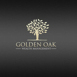 Golden Oak Wealth Management Logo - Entry #97