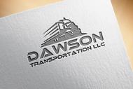 Dawson Transportation LLC. Logo - Entry #126