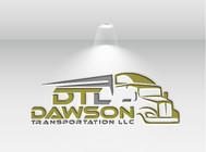 Dawson Transportation LLC. Logo - Entry #21