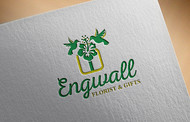 Engwall Florist & Gifts Logo - Entry #21