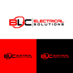 BLC Electrical Solutions Logo - Entry #103