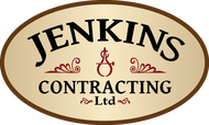 Jenkins Contracting LTD Logo - Entry #11