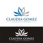 Claudia Gomez Logo - Entry #338