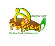 gluten free popsey  Logo - Entry #159