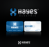 Hayes Electric Logo - Entry #17