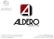 Aldero Consulting Logo - Entry #147