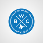 Band of Warriors For Christ Logo - Entry #27
