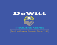 """DeWitt Insurance Agency"" or just ""DeWitt"" Logo - Entry #140"